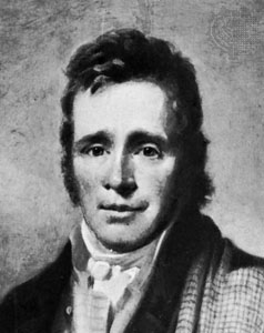 James Hogg, by W. Nicholson